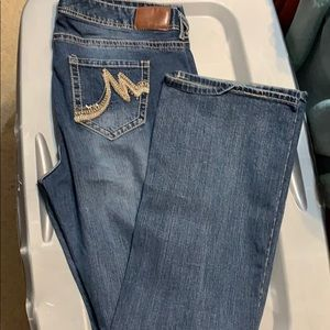 Maurice's Bootcut Jeans, 18L